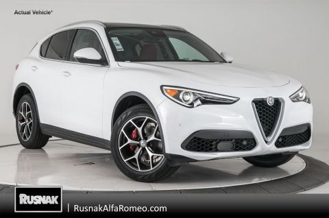 New 2019 Alfa Romeo Stelvio TIAWD